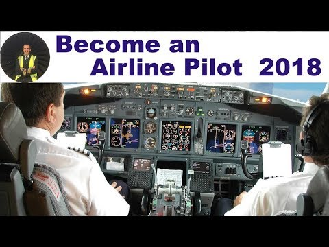 ✈ How to become an Airline Pilot? � ✈