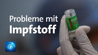 Voraussichtlich am freitag soll der impfstoff von astrazeneca für den europäischen markt zugelassen werden. wann er in größeren mengen verfügbar sein wird, i...