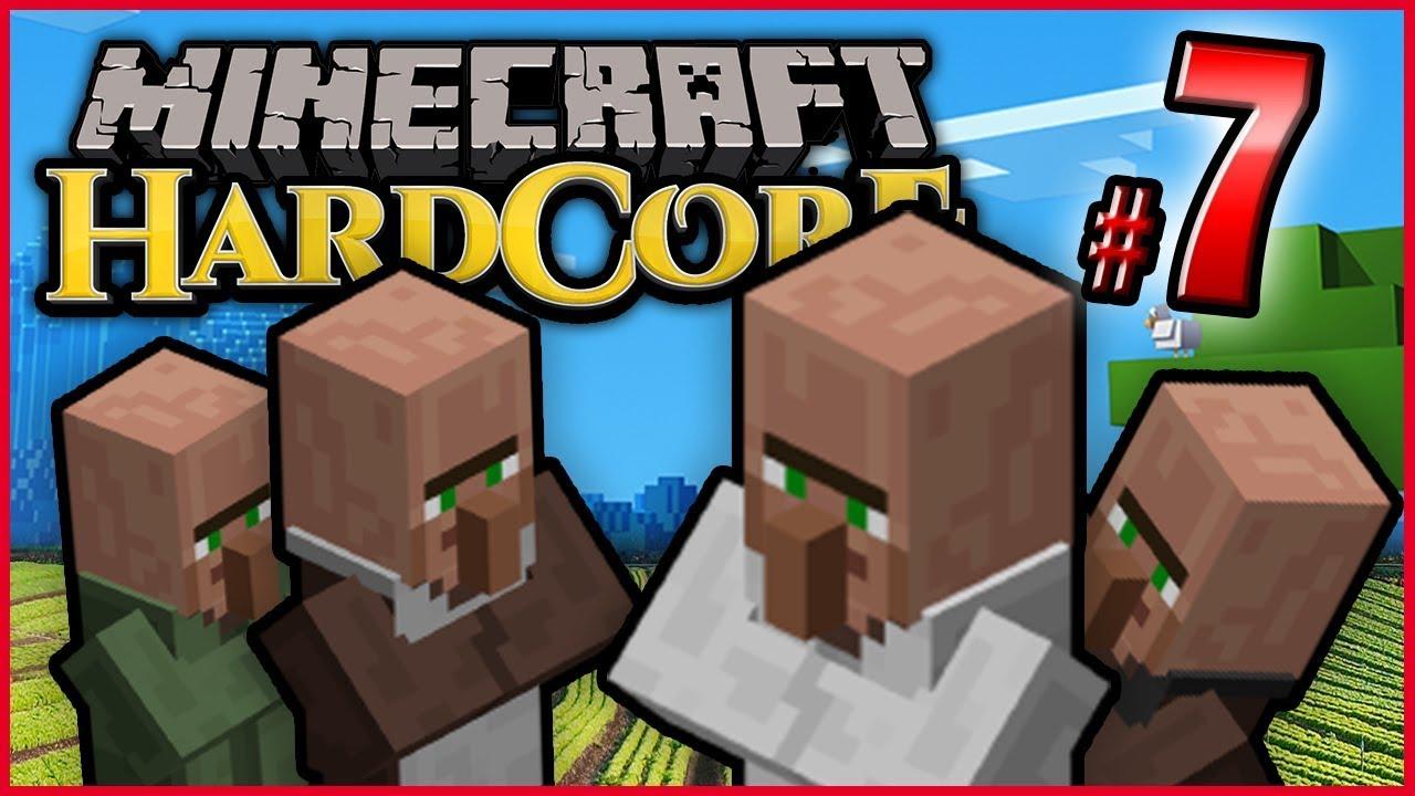 Minecraft hc 6 part 7 village theft youtube minecraft hc 6 part 7 village theft sciox Images