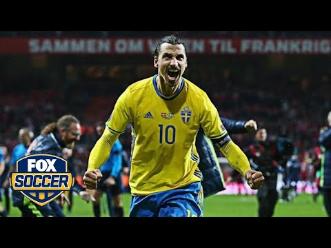 Should Zlatan make Swedens World Cup roster?  ALEXI LALAS STATE OF THE UNION PODCAST