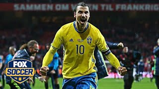 Should Zlatan make Sweden's World Cup roster? | ALEXI LALAS' STATE OF THE UNION PODCAST