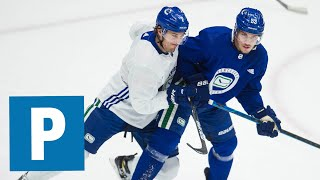Canucks: Veteran Schenn back after a couple Cups | The Province