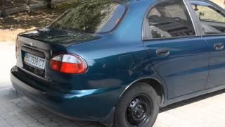 K2 Turbo (Часу) vs Daewoo Lanos 2006 р. в.