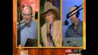 Imus and co rip Chris Carlin part 2