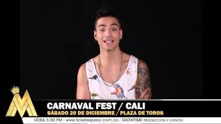CARNAVAL FEST 2014 CALI CON MALUMA
