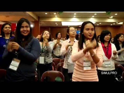 The Monkey and the Turtle Song with Marco Brazil - Baguio City 0407-0916
