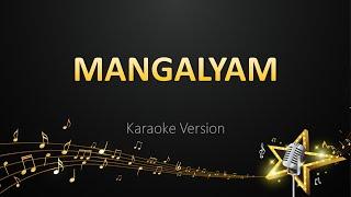 Mangalyam - Thaman S (Karaoke Version)