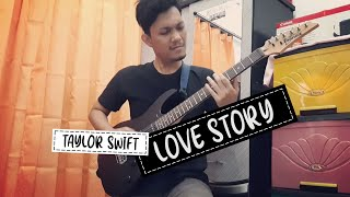 Taylor swift - love story (rock metal cover)