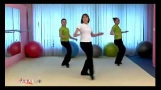 Танцевальная аэробика  Латина  Урок 6