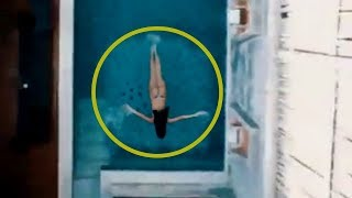 5 Unexpected Chilling Things Captured By Drone