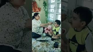 Мама обманула сына