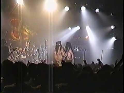 """Slash's Snakepit """"Mr.Brownstone"""" Live at Mother Hall,Osaka 11-14-2000"""
