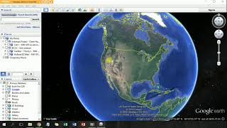 Upload GPS Coordinates to Google Earth Pro Free HD Video