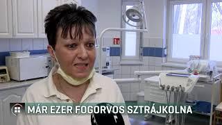 Már ezer fogorvos sztrájkolna 19-07-21