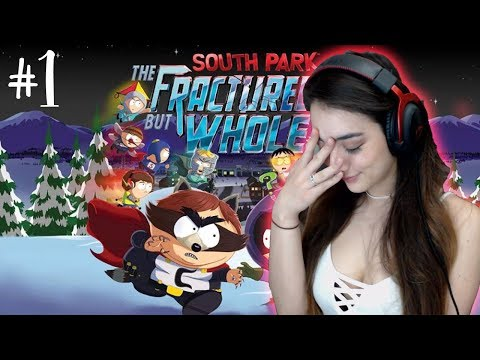 RETURN OF KING DOUCHEBAG! - South Park: The Fractured But Whole Playthrough - Part 1