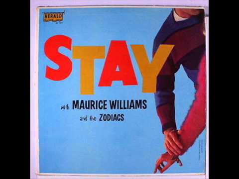 Maurice Williams & The Zodiacs   The Nearness Of You 1961