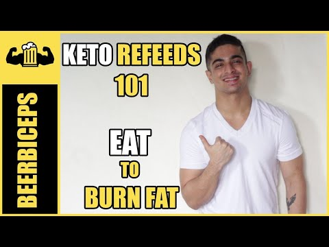 what is a keto diet refeed