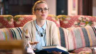 Sloane Crosley's THE CLASP book trailer starring Amanda Seyfried