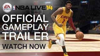NBA LIVE 14 | Official Gameplay Trailer | Xbox One & PS4