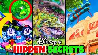 Top 7 Hidden Secrets of Extinct Walt Disney World Rides