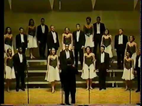 Old Gold Singers - Alma Mater Iowa