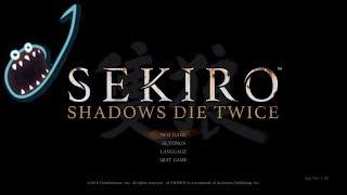 Jerma Streams - Sekiro: Shadows Die Twice thumbnail