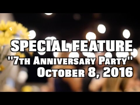 SPECIAL FEATURE - 7TH ANNIVERSARY PARTY (Paradiso Crossfit)
