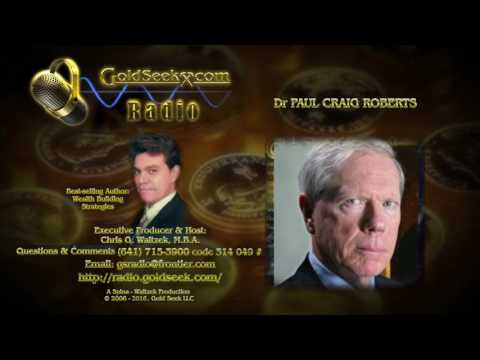 GSR interviews Dr PAUL CRAIG ROBERTS - March 23, 2017 Nugget