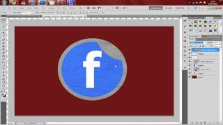 "PS Tutorial: ""Peelable"" Social Network Icon Stickers"