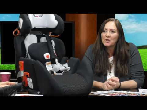 The Amazing Convaid Car Seat- Special Broadcast