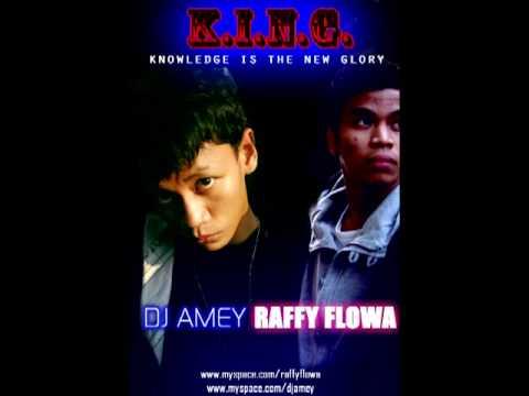 Raffy Flowa - Getting In The Zone (prod. DJ Amey)