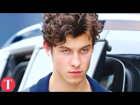 There's Something Strange Happening With Shawn Mendes