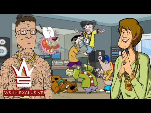 If Cartoon Characters Had Rap Careers! (ft. Hank Hill, Shagg