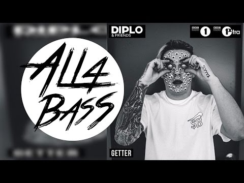 Getter - Diplo And Friends (Mix) (BASS BOOSTED)