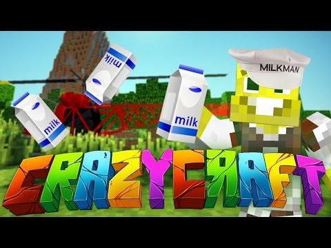 MILKMAN JOEL | CrazyCraft 3.0 Ep.45
