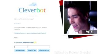 Funny moments #1! - reZigiusz & cleverbot.