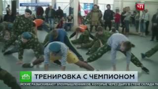 Абдурагимов Заур забирает детей сирот в армию России