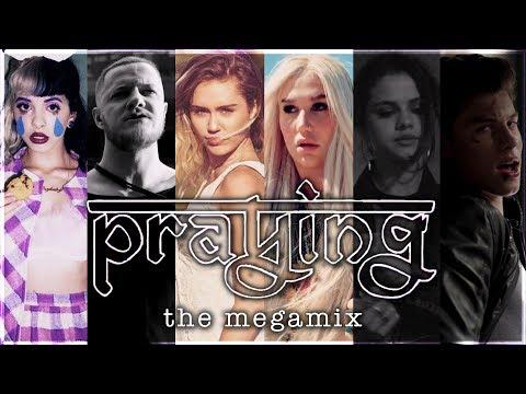 PRAYING   The Megamix ft. Adele, TØP, Nicki Minaj, P!ATD, Lorde