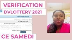 VERIFICATION DES RESULTATS DVLOTTERY 2021[EXCLUSIVEMENT CE SAMEDI]