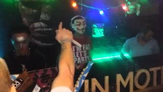 DJ Avin It Large Vs French Tek Vs RPRSNT @ (2) Bionic Winter Mask-Querade Ball 2014 (2) (HD)