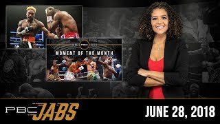 PBC Jabs: June 28, 2018