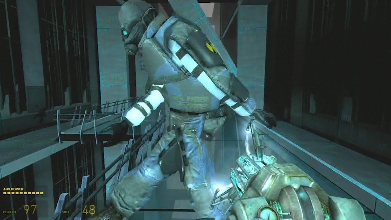 Image result for gravity gun half life