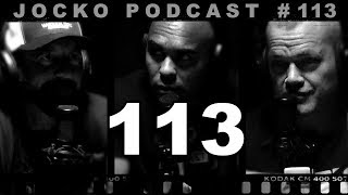 Jocko Podcast 113 w/ Mike Ritland - Into the Mind of a K9 Warrior.