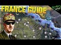 Hearts of Iron 4 Man the Guns France MP Guide (HOI4 MTG France Tutorial Expansion Guide)