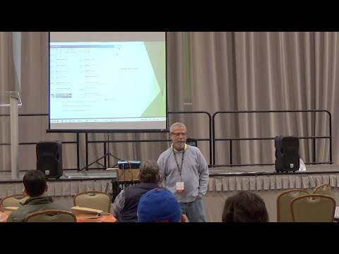 Swarm catching techniques discussed at the Louisiana State Bee Association convention