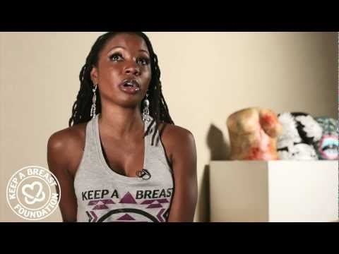 Shanola Hampton Opens Up About Breast Cancer  Keep A Breast This Is My Story