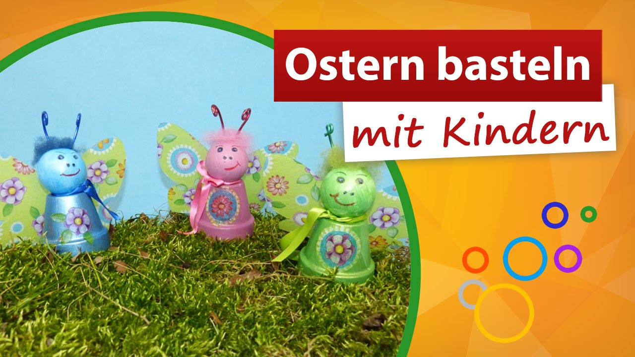 ostern basteln mit kindern trendmarkt24 bastelidee youtube. Black Bedroom Furniture Sets. Home Design Ideas