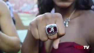 Alabama Gymnastics: Behind the Scenes of the 2014 SEC Championship Rings