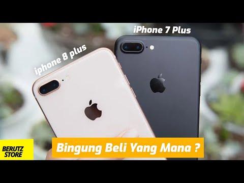 Perbedaan IPhone 8 Plus Vs IPhone 7 Plus - Bingung Beli Yang Mana ?
