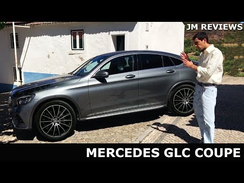 Review On Mercedes GLC 250 Coupe 4Matic